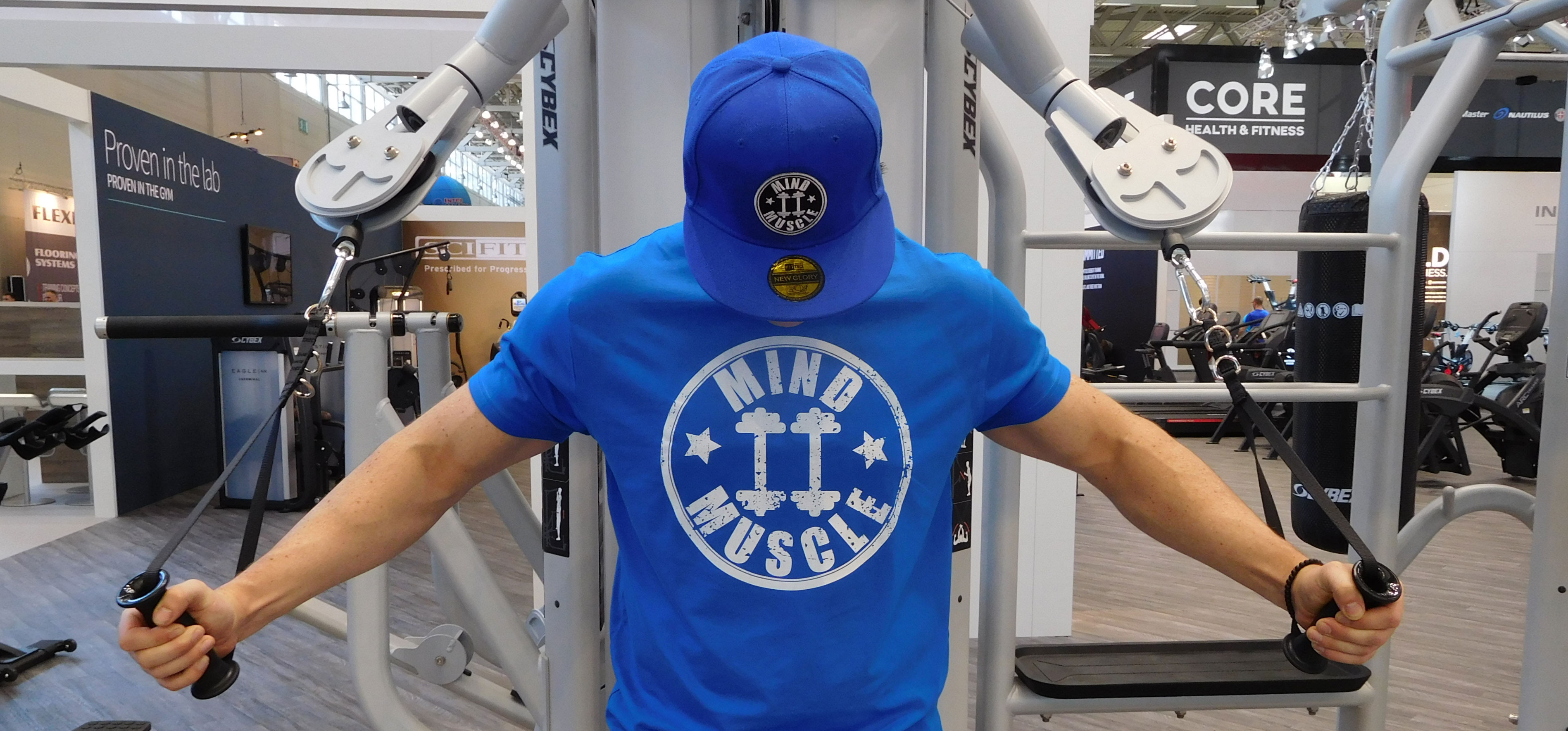 Mind 2 Muscle fitness kleding