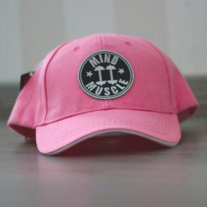 Roze sport pet